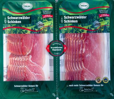 Schwarzwälder Schinken - Produkt