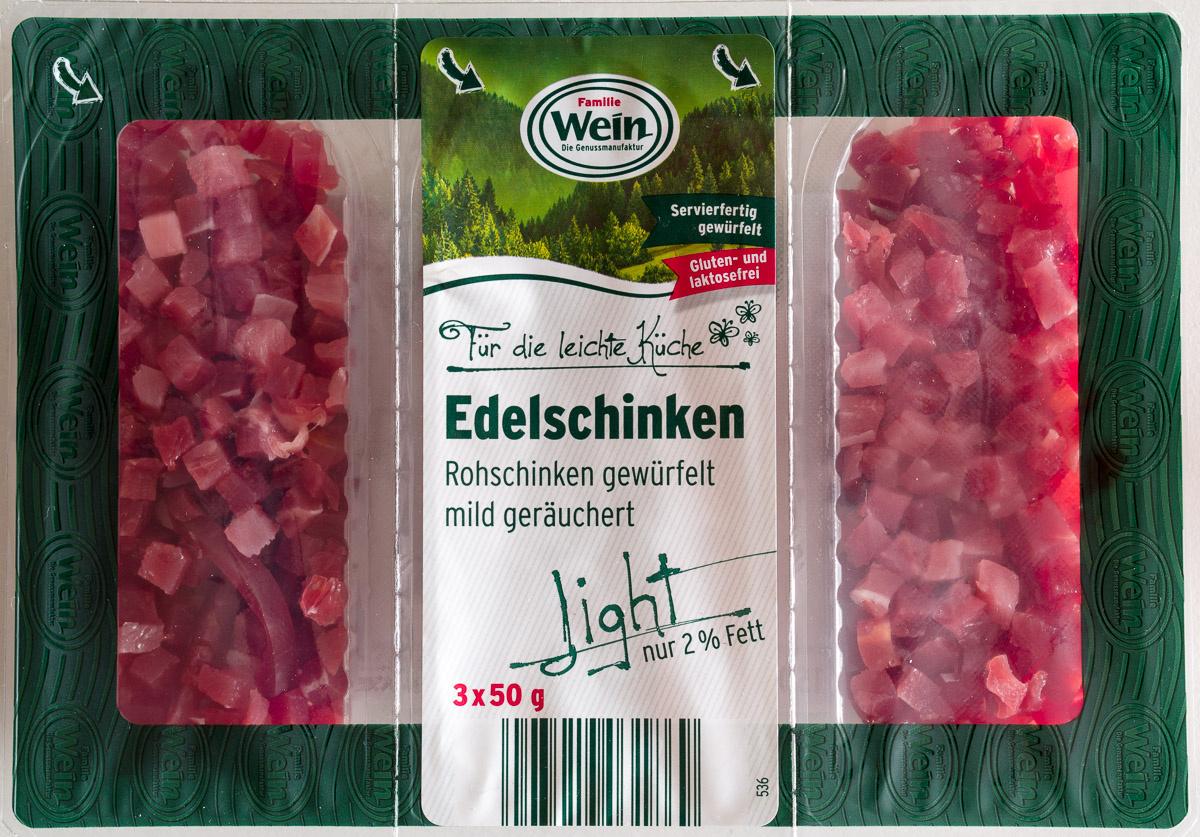 Edelschinken - Product