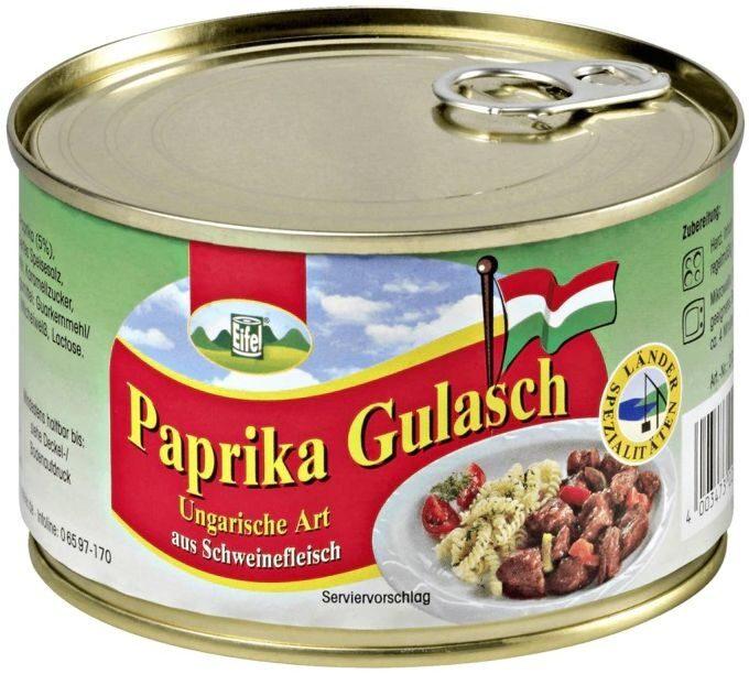 Paprika Gulasch - Produkt - de