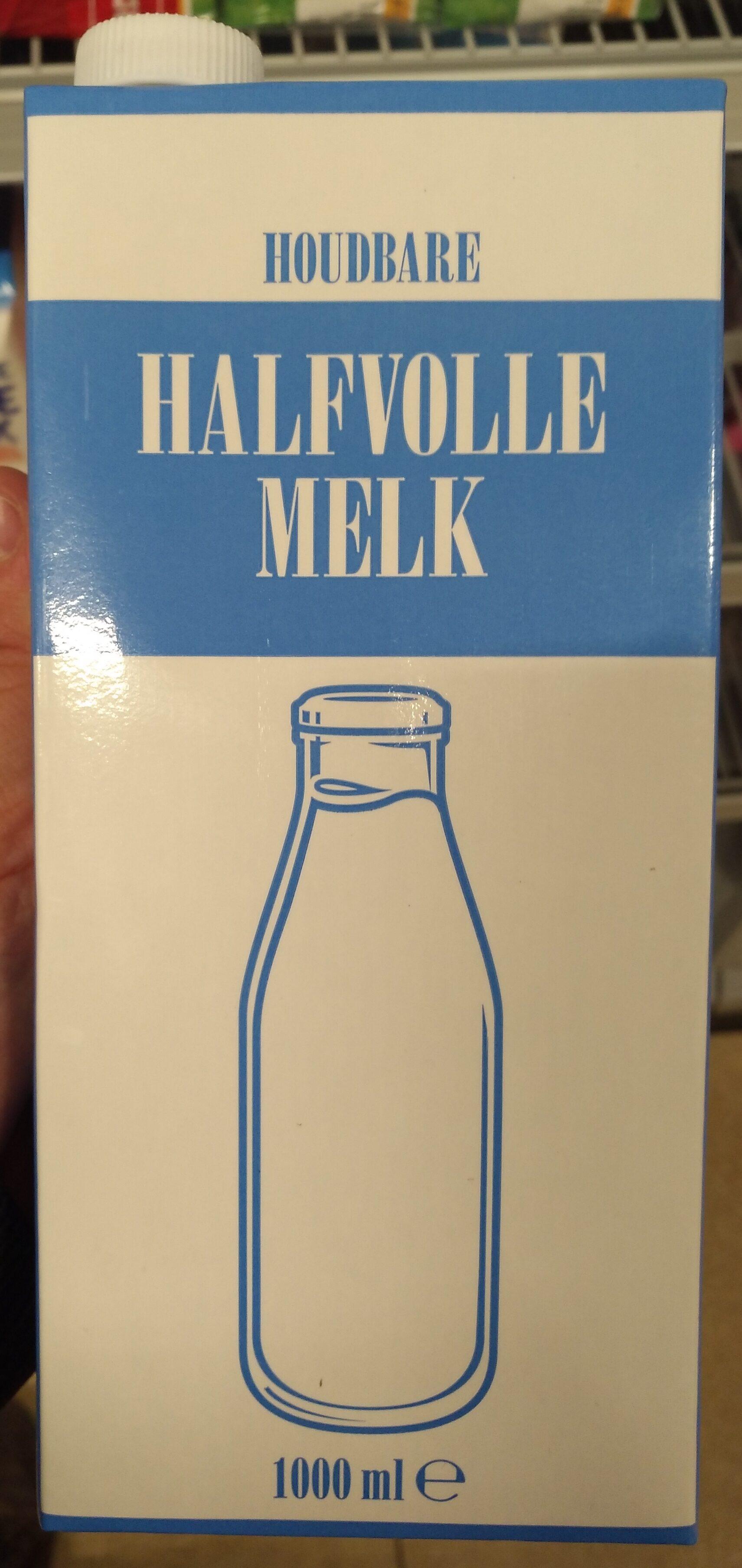 Houdbare halfvolle melk - Product - nl