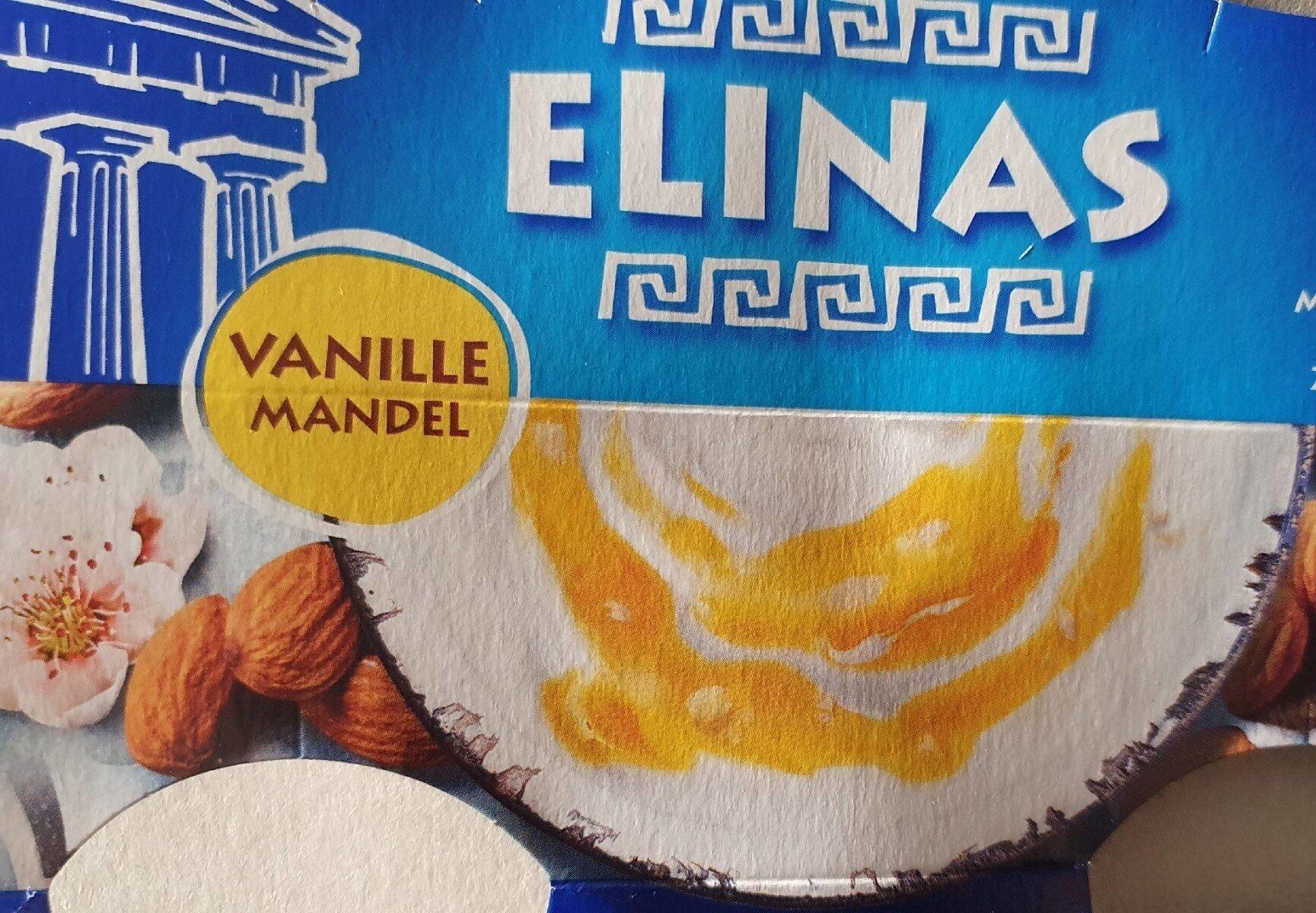 Jghurt Vanille Mandel von ELINAS, Griechische Art - Produkt - de