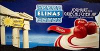 Joghurt nach griechischer Art Kirsche - Product - de
