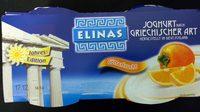 Joghurt nach Griechischer Art Götterfrucht - Produkt - de