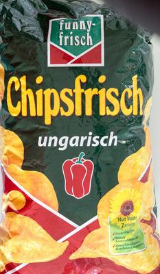 Chipsfrisch ungarisch - Product