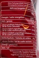 Riffels Chili & Paprika - Informations nutritionnelles - de