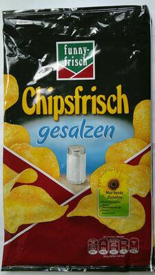Chipsfrisch gesalzen - Product - de