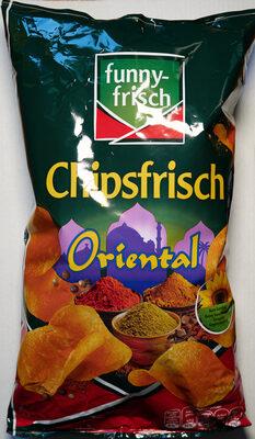Chipsfrisch Oriental - Prodotto - de