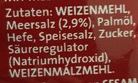 Funny-frisch Brezli - Ingredienti - de