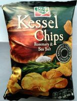 Kesselchips Rosemary & Sea Salt - Produit - de