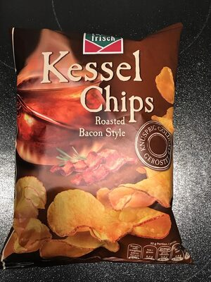 Funny-frisch Kessel Chips Roasted Bacon Style - Produkt