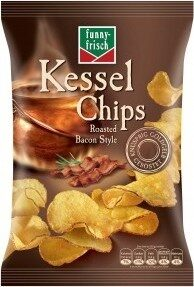 Funny-frisch Kessel Chips Roasted Bacon Style - Prodotto - de