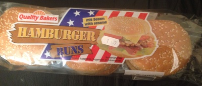 Hamburgers buns - Product - en