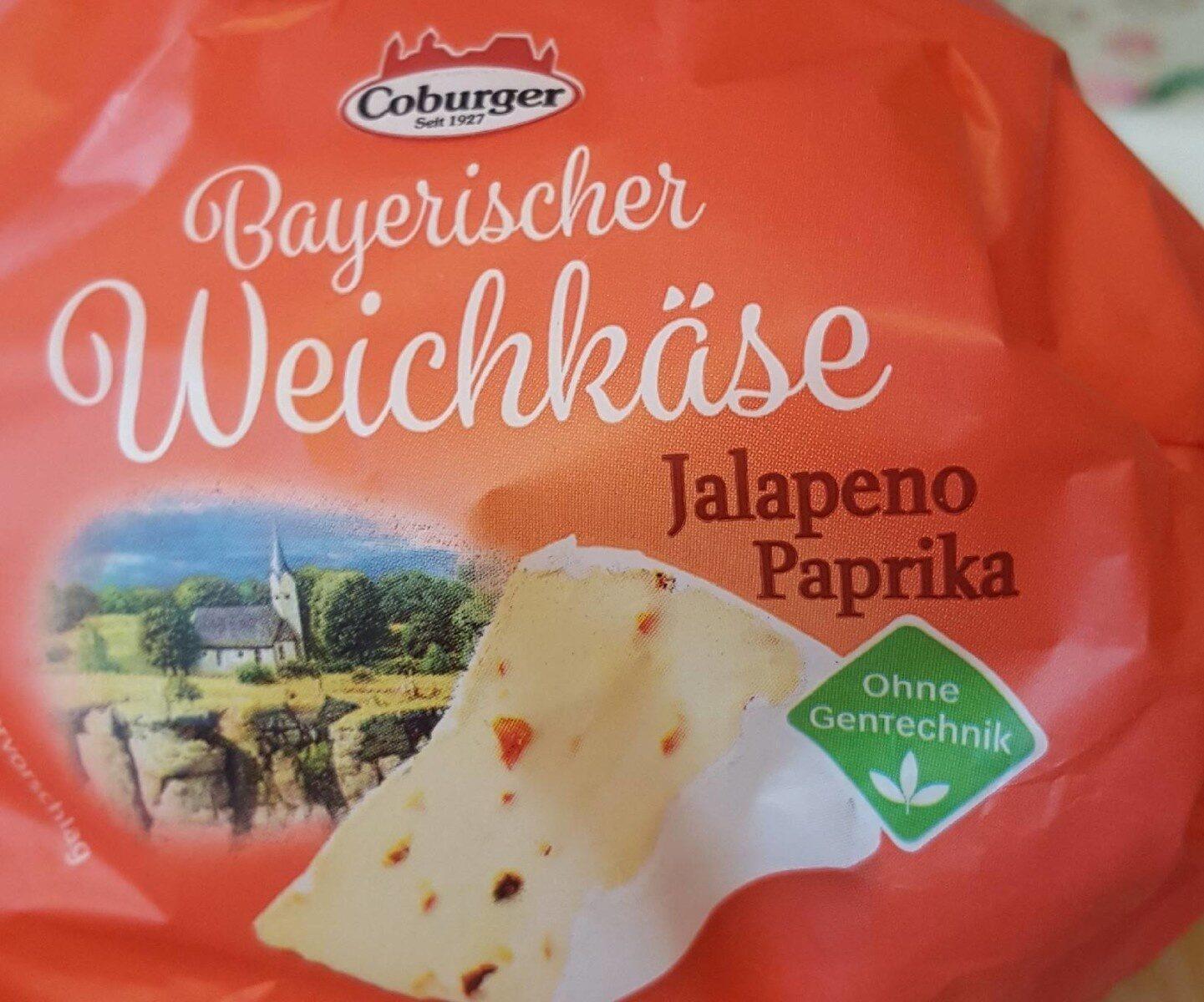 Bayerischer weichkase - Produit