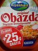 original Obazda - Product