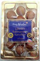 Lübecker Edelmarzipan-Kartoffeln - Produkt