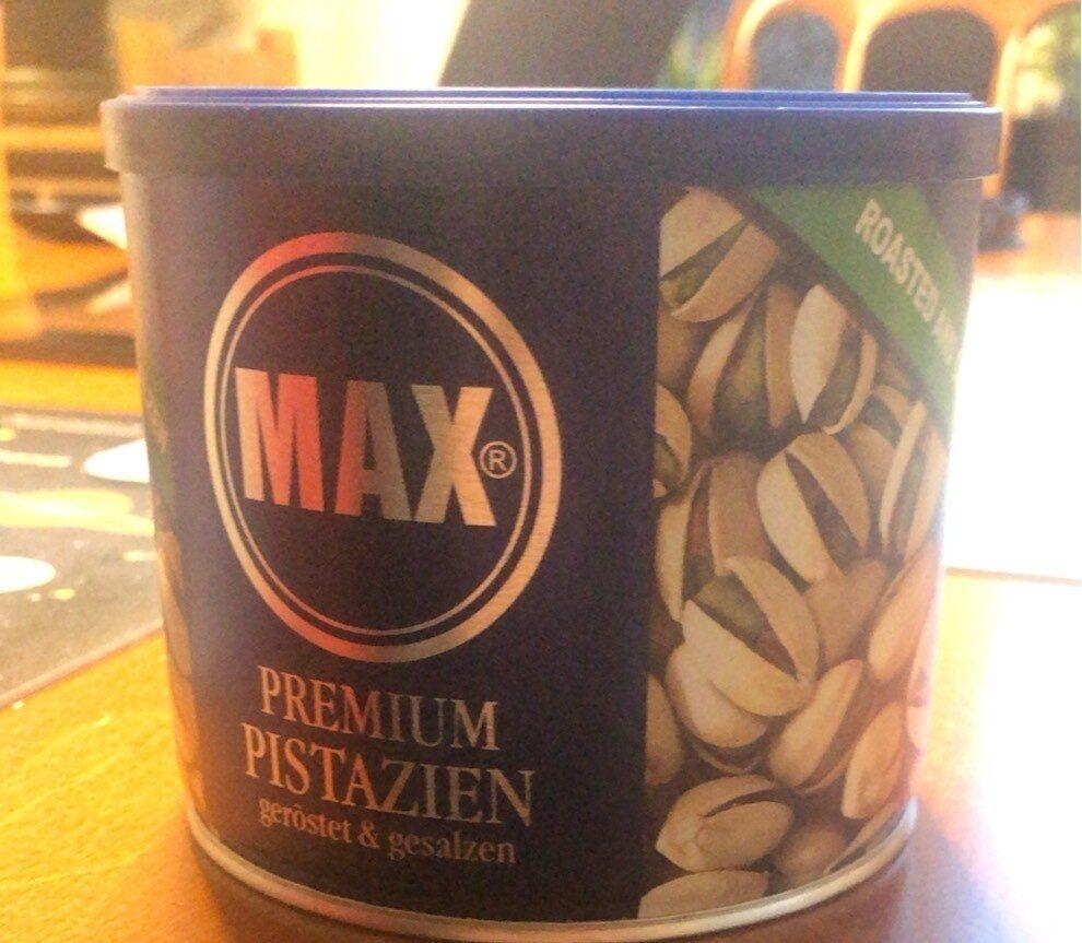 Premium Pistazien geröstet & gesalzen - Produit - de