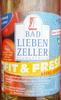 Fit & Fresh Apfelschorle - Product