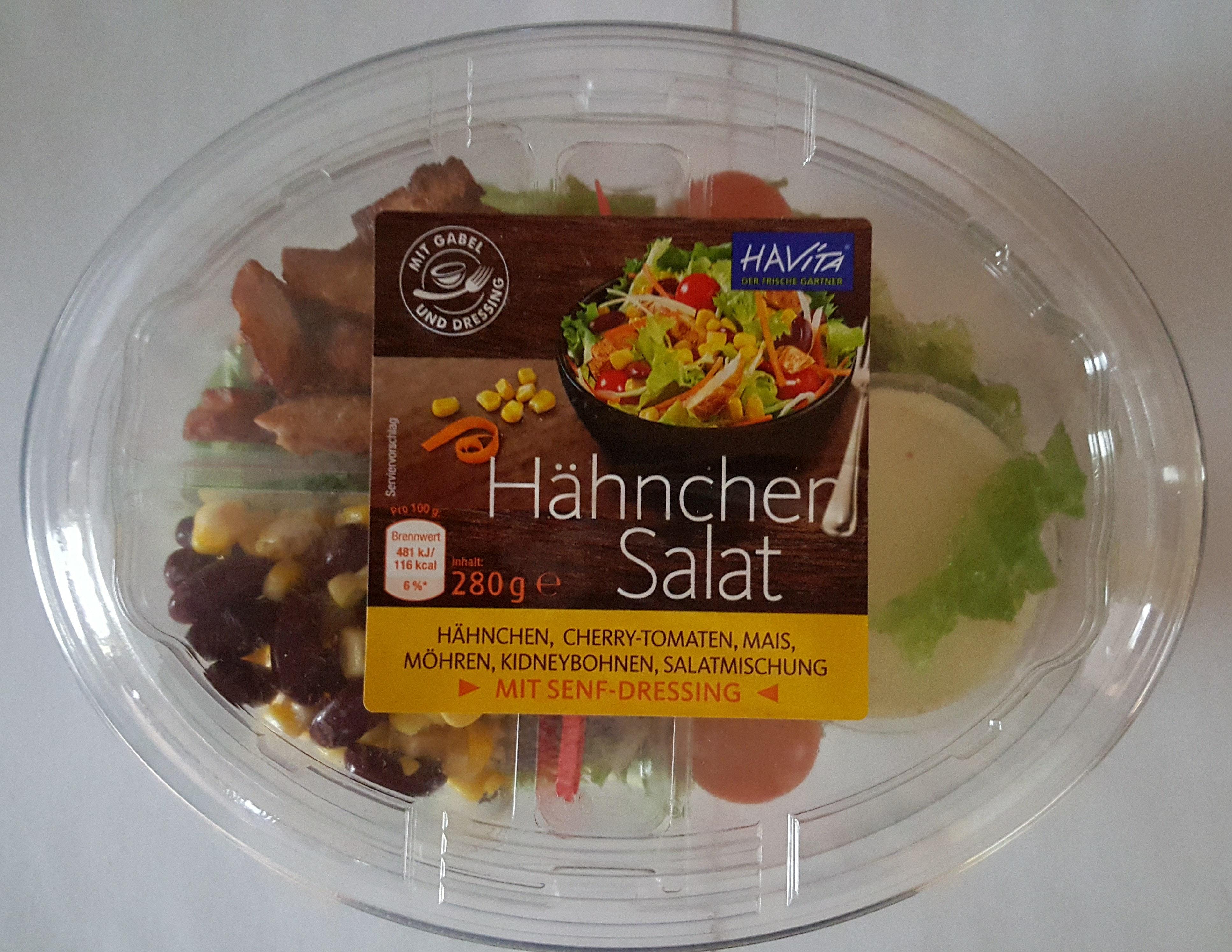 Hähnchen Salat - Product - de
