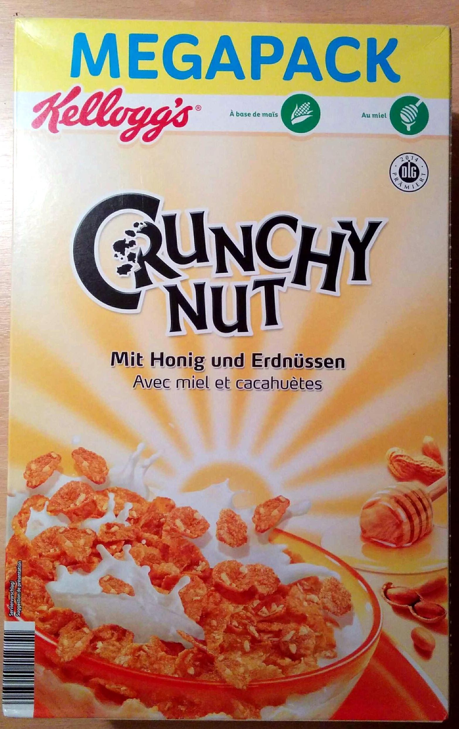 Crunchy Nut - Product - de