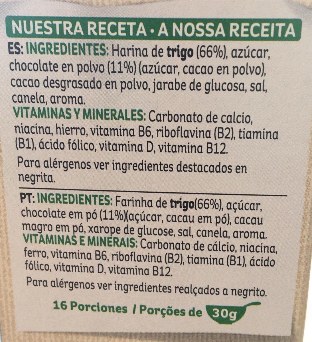 Choco krispies - Producto - fr