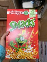 Kellogg's Smacks With Honey - Producto