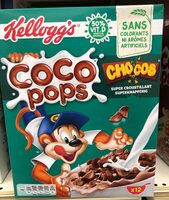 Coco Pops Choco - Product - fr