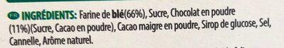 Coco Pops Choco - Ingrediënten - fr