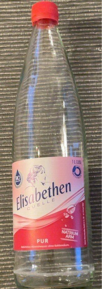 Mineral Wasser - Prodotto - fr