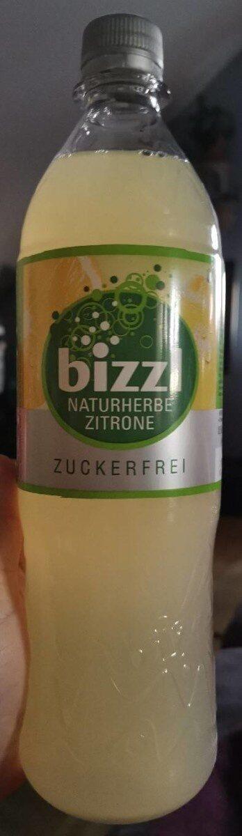 Bizzl Naturherbe Zitrone Zuckerfrei - Produkt - de