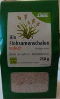 Bio Flohsamenschalen indisch - Product - de