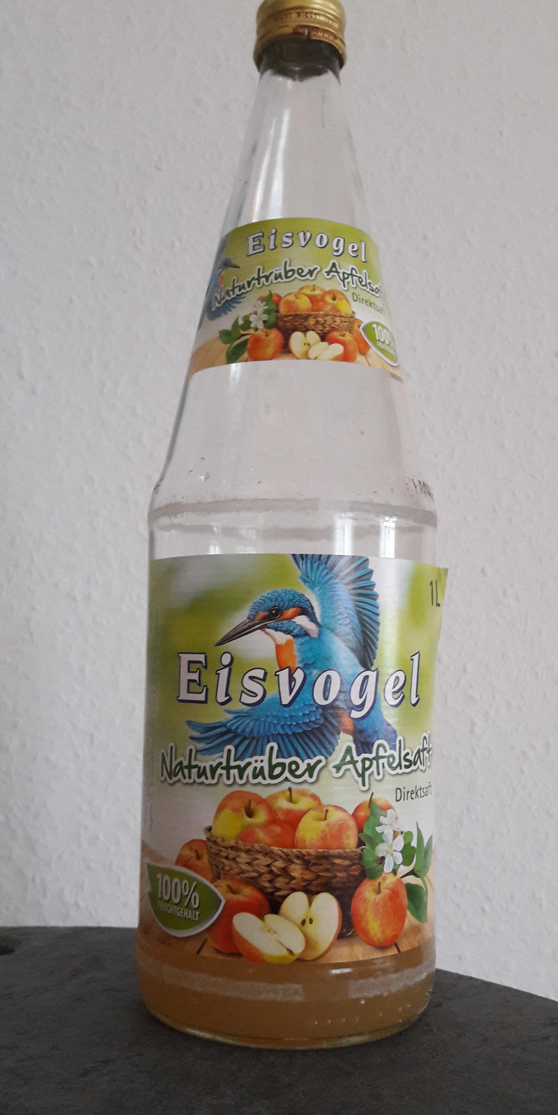 Naturtrüber Apfelsaft - Product - de