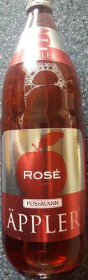 Äppler Rosé - Produkt