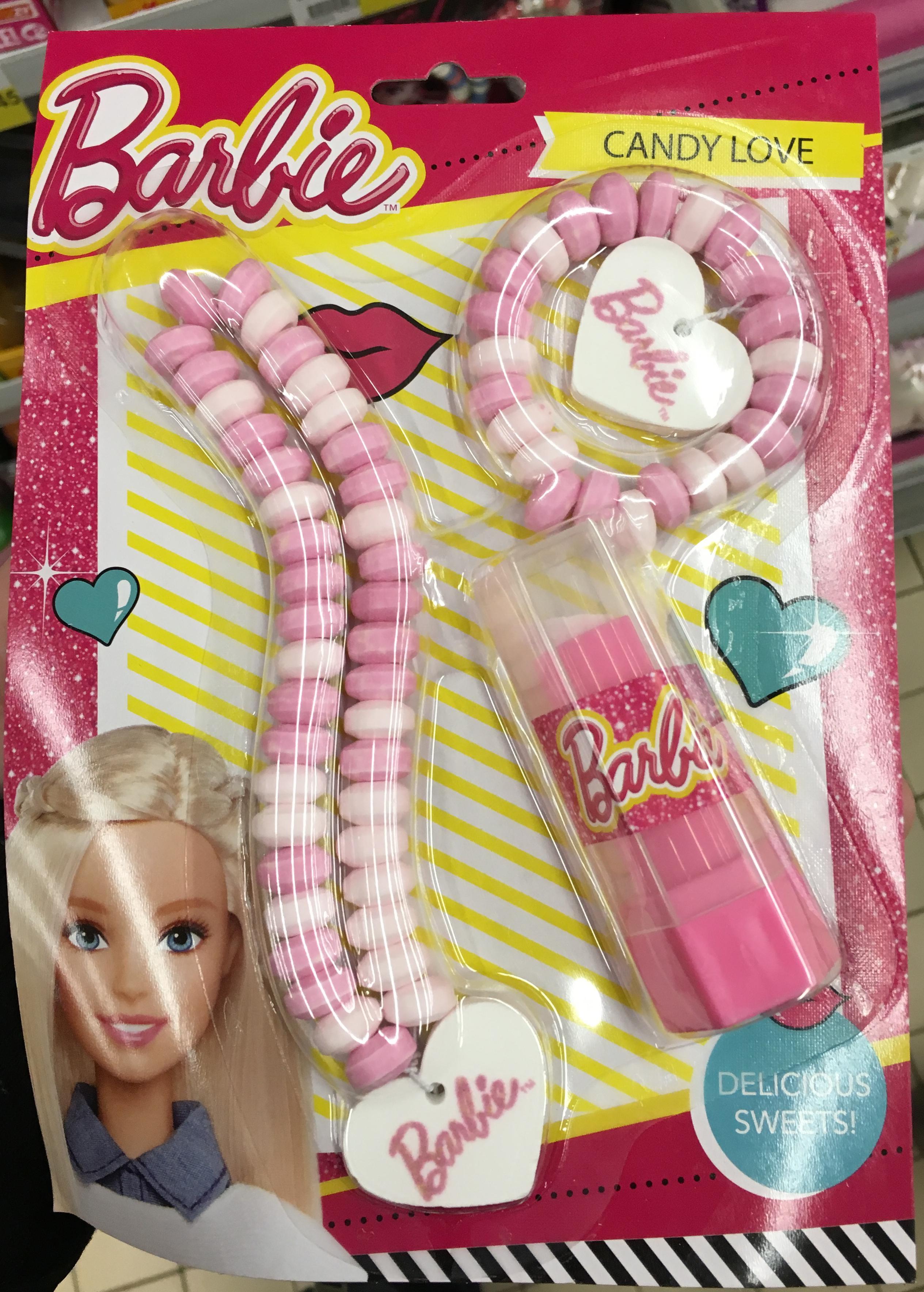 Candy Love Barbie - Produit - fr