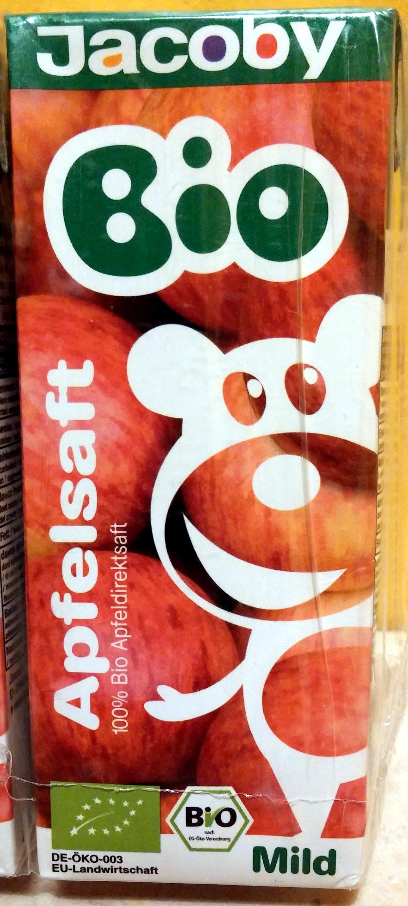 Jus de pomme doux - Produit - fr