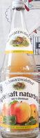 Apfelsaft naturtrüb Direktsaft - Produit - de