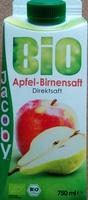 Apfel-Birnensaft Direktsaft - Produit - fr