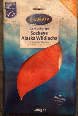 Saumon fumé d'Alaska - Produkt - de
