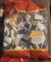 Saure Fruchtbären mit Schaum - Produit - de