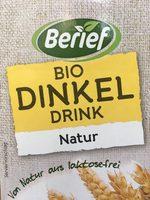 Bio Dinkel Drink - Produkt