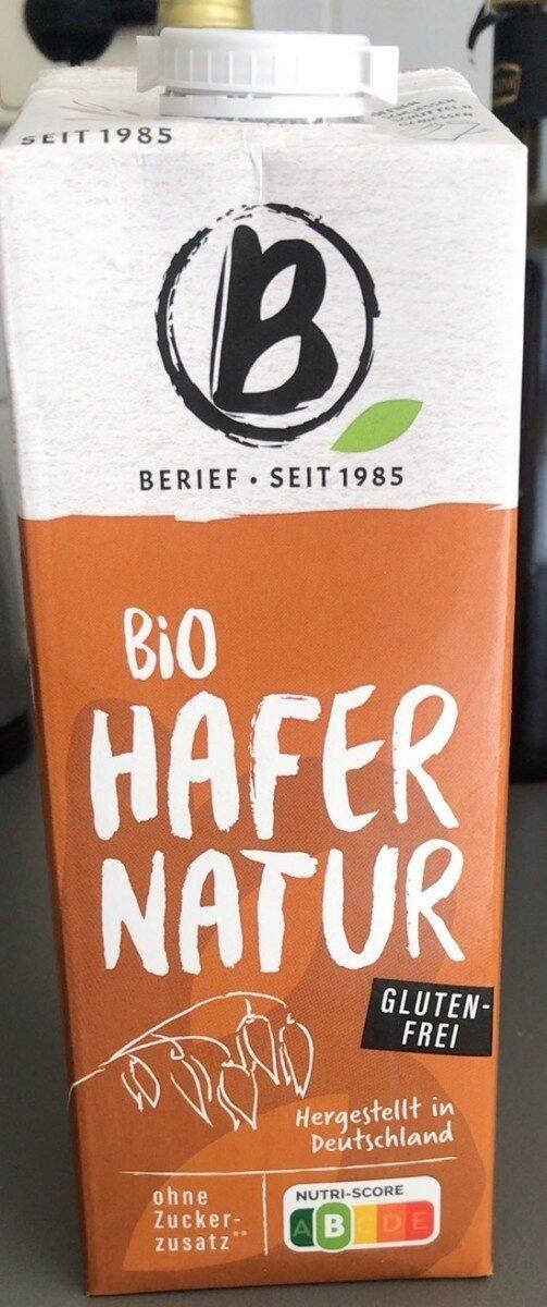 Bio Hafer Natur - Product - de
