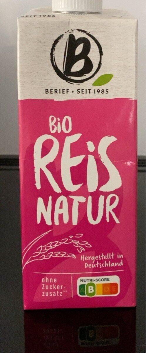Bio Reis Drink Natur - Produit - fr