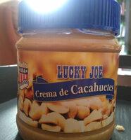 Crema de cacahuetes - Producto - es