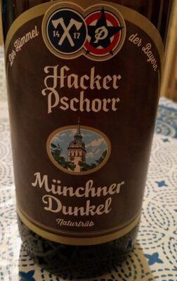Hacker pschorr Münchner Dunkel - Produit - fr