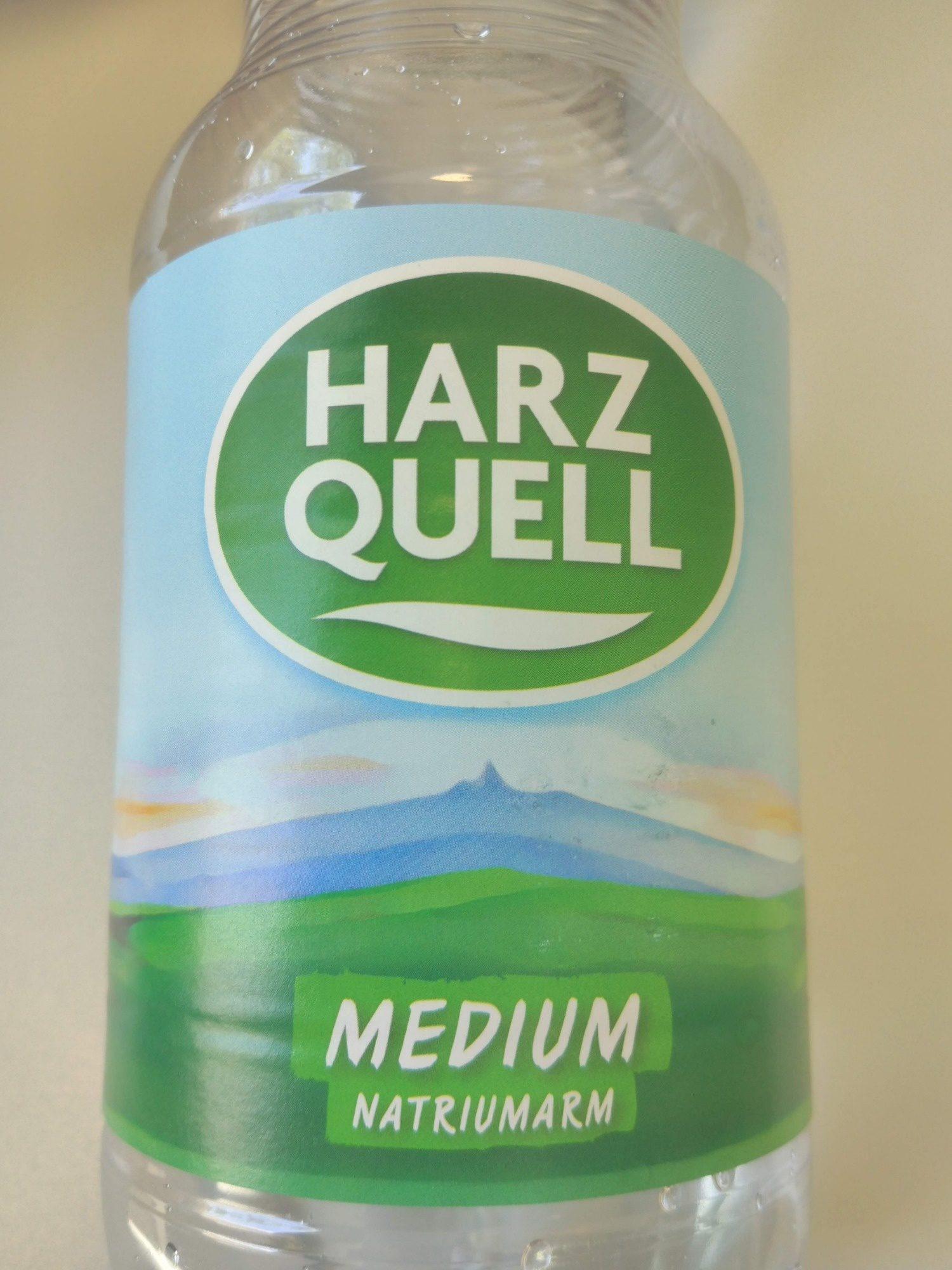 Harzquell Medium natriumarm - Product - de