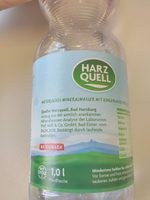 Harzquell Medium natriumarm - Ingredients - de