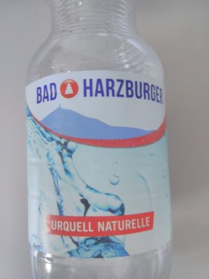 Bad Harzburger Urquell Naturelle - Product