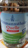Classic Schwarzwälderwasser - Produit - fr