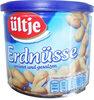 Erdnüsse geröstet und gesalzen - Product