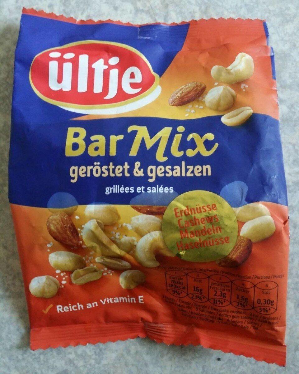 ültje Bar-mix 200G - Produit - fr