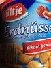 Erdnüsse pikant gewürzt - Produit